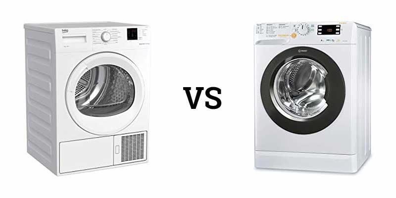 lavasciuga o asciugatrice? Confronto