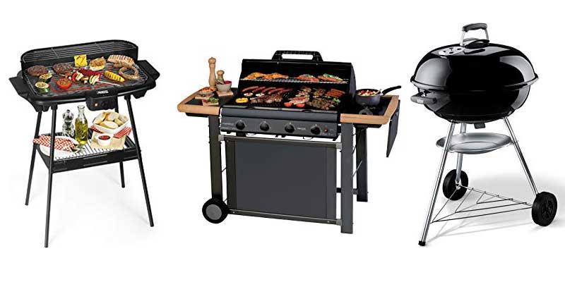 qual'è il migliore barbecue: gas, elettrico o a carbonella